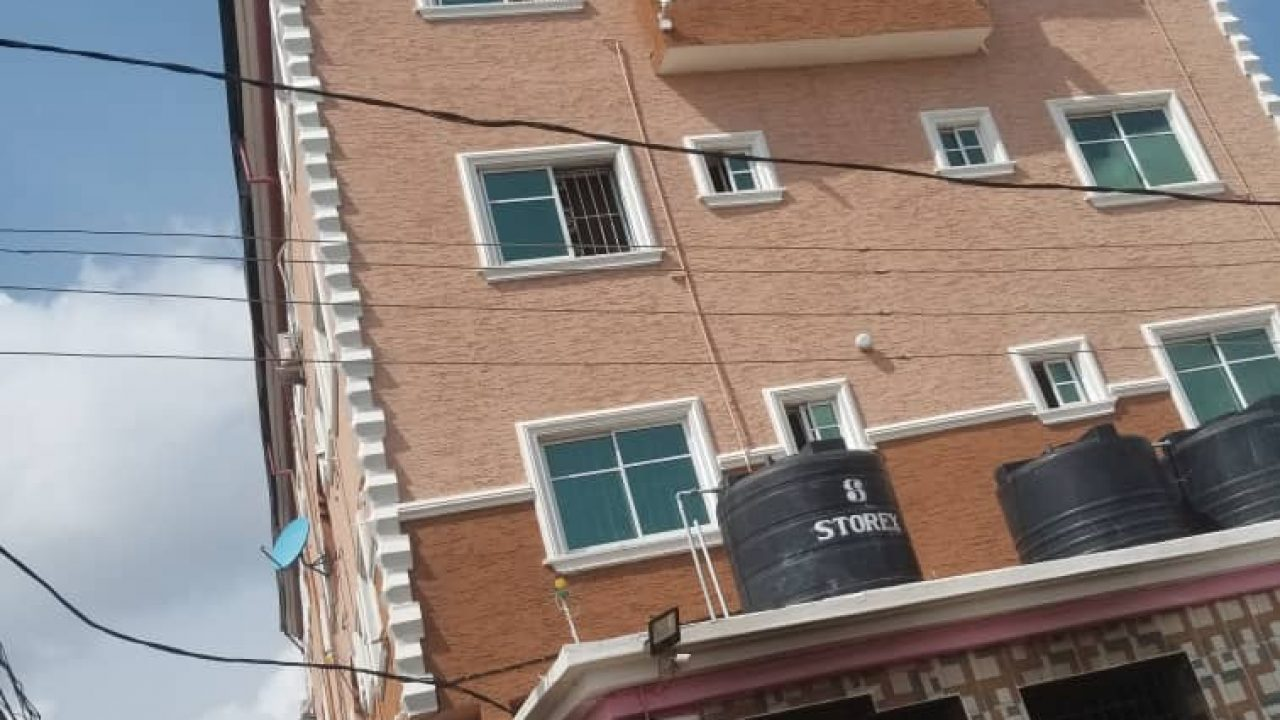 mini flat for rent in Ago palace isolo lagos