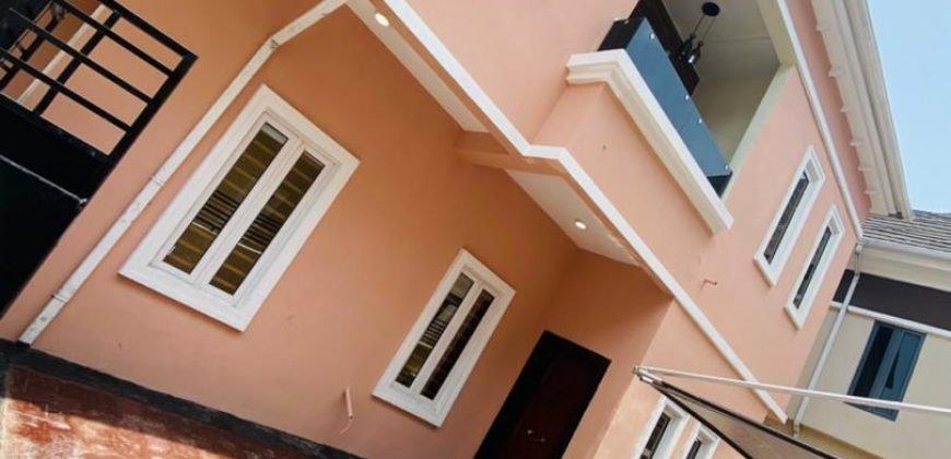 5 bedroom fully detached for rent in chevron lekki