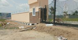 100% DRY LAND FACING EXPRESS FOR COMMERCIAL/ RESIDENTIAL PURPOSE POKA ROAD EPE LAGOS.