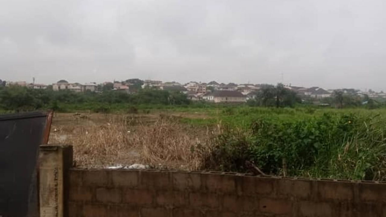 LAND IN MAGODO FOR SALE