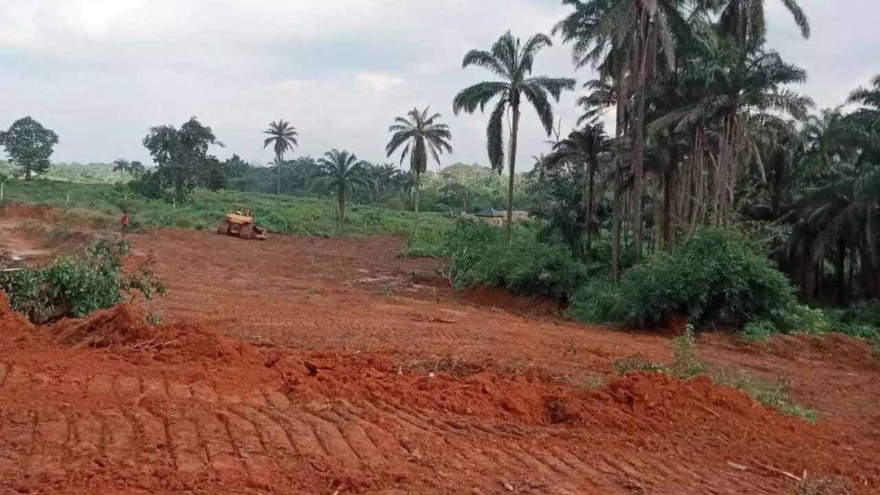 LAND IN AWKA FOR SALE