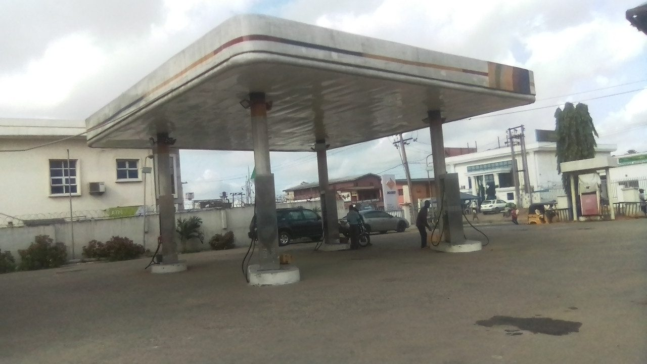 filling station for sale in fagba lagos