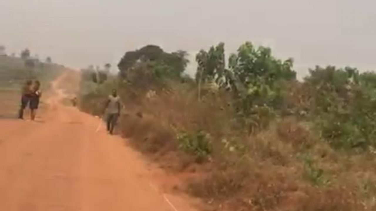 land in AZAGBA ASABA FOR SALE
