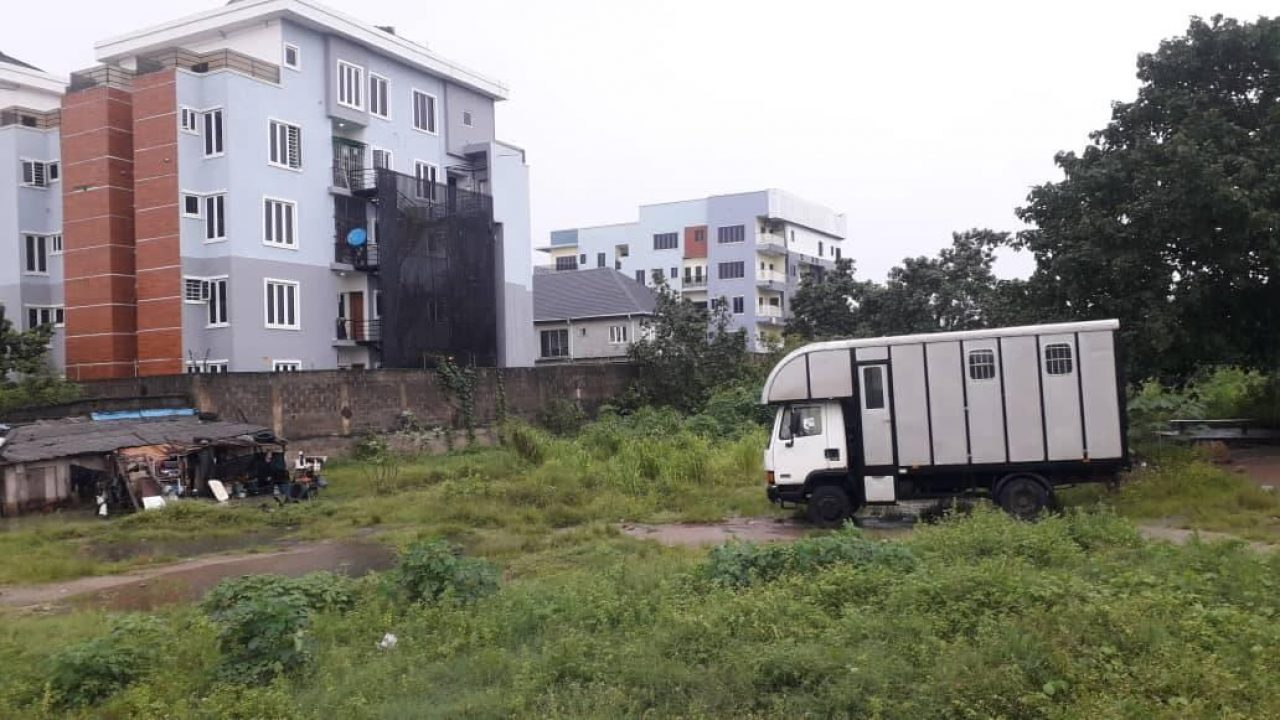 land for sale in gbagada lagos