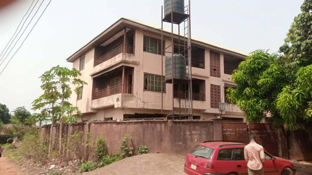 6  flats of 3 bedroom for sale in Amawbia Awka