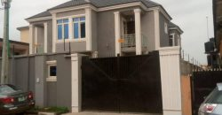 duplex for sale in ogba lagos