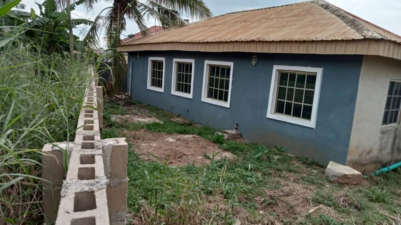 2 bedroom flat at sote ibafo for sale